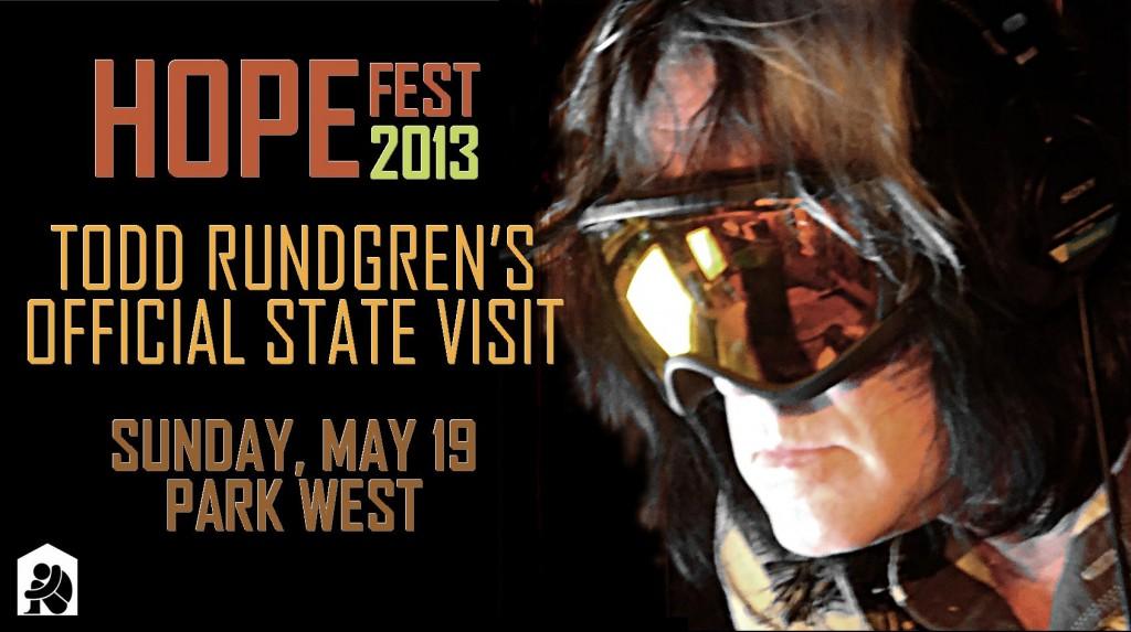 Hopefest Banner w. logo