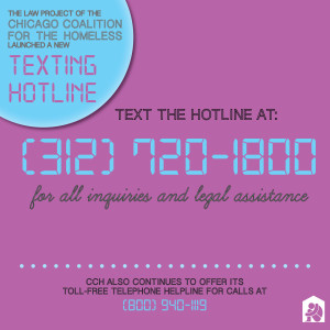 Texting Hotlines - Simple