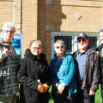 Leaders from the Albany Park Neighborhood Council, a founding member of Sweet Home Chicago