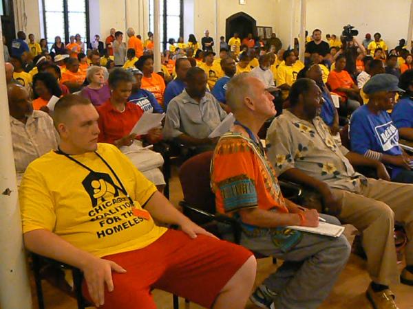 Progress Illinois West Siders Demand Community Benefits Agreement