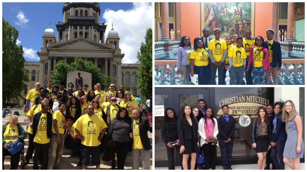 Student legislative advocacy