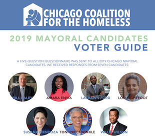 CCH 2019 Mayoral Election Nonpartisan Voter Guide