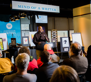 American Writers Museum hosts Tuesday's Horizons showcase
