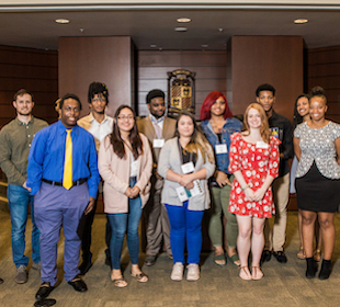 CCH awards college scholarships at June event, hosted by Loyola law school