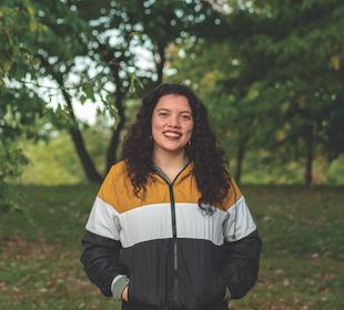 "Scholarship Alumni Gesenia Viviescas knows that ""healing isn't linear"""