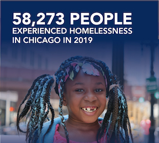 Decrease in Chicago homelessness tied to people in poverty leaving the city